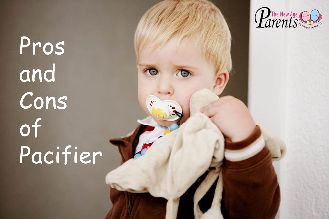 pros and cons of Pacifier