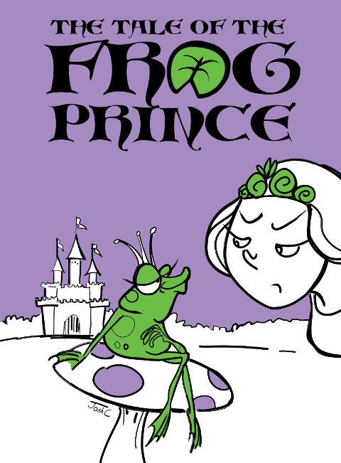 the tale of a frog prince