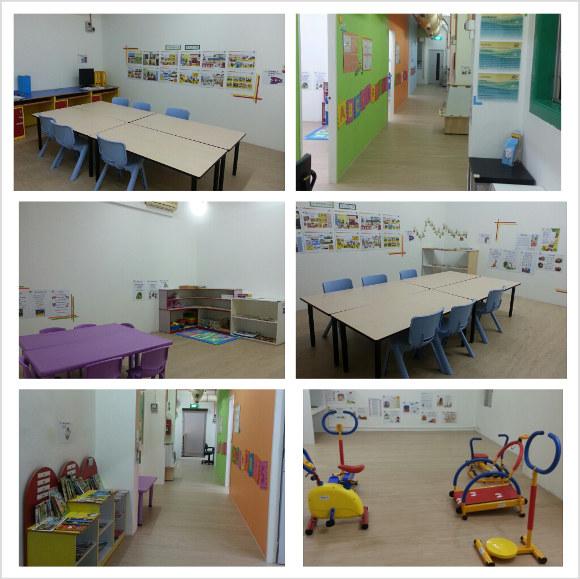 Key Elementary Interior