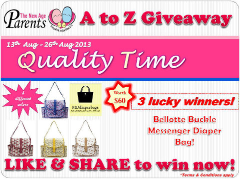 TNAP A-Z Contest Quality Time MD Collections