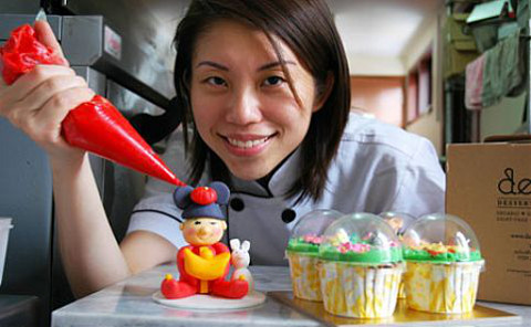 delcie desserts chef