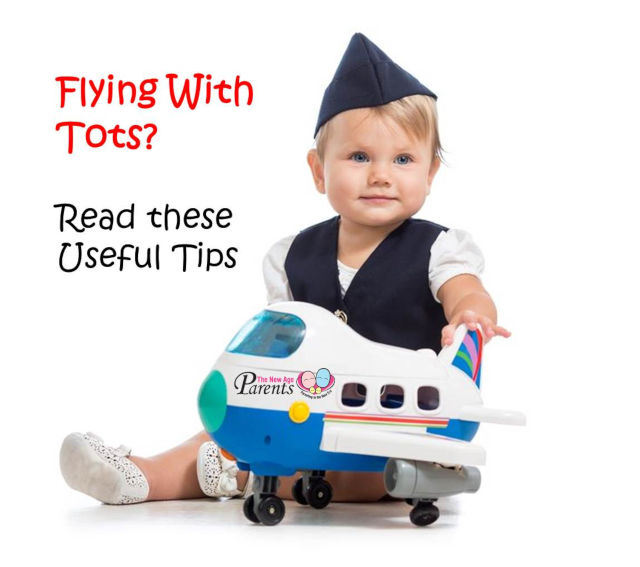 flying with your toddler