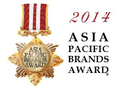 Asia Pacific Brands Award 2014