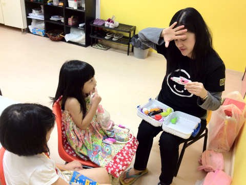 Da Little School Singapore Teacher Elaine