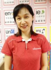 teacher huang ying from mindchamps