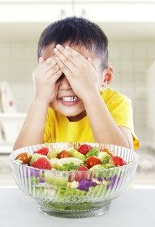 vegetable substitutes for children