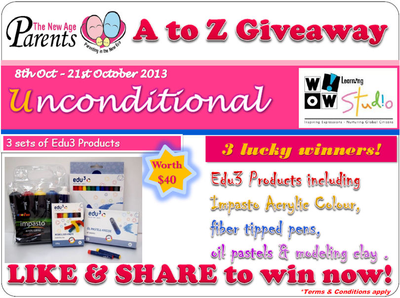 TNAP A-Z Contest Unconditional WowArt