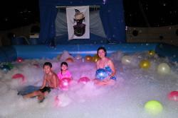 bubbly cauldron