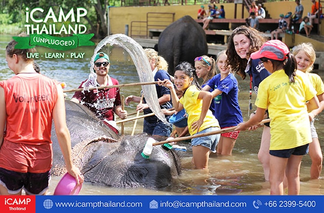 iCamp Thailand Summer Camp 2017