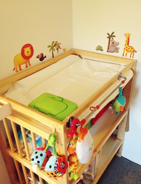 rachel baby room