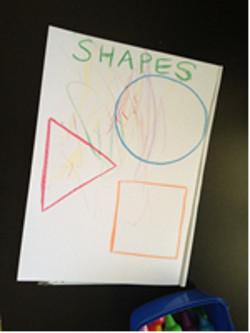 shapes colour time
