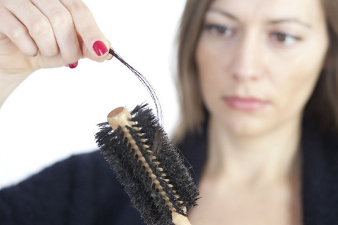 Hair loss problem in females