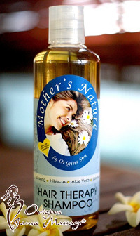 Mother's Nature Hair Therapy Shampoo
