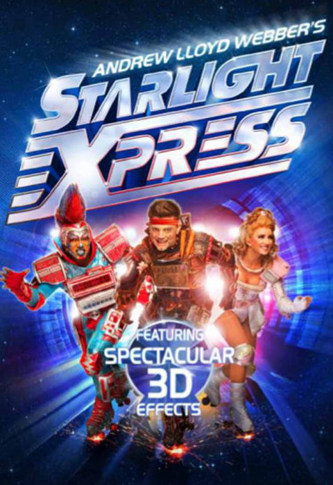 Starlight Express in Singapore
