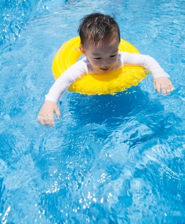 swimming safety for children