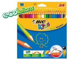 BIC graphite splinter free colour pencils