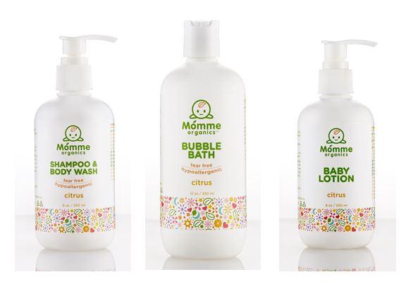 baby lotion shampoo