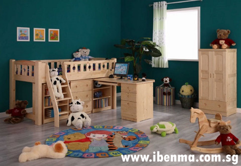 designing children room