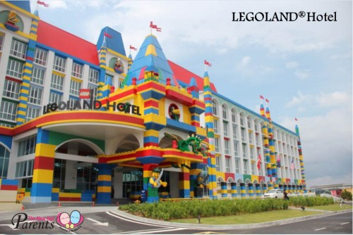 legoland hotel entrance
