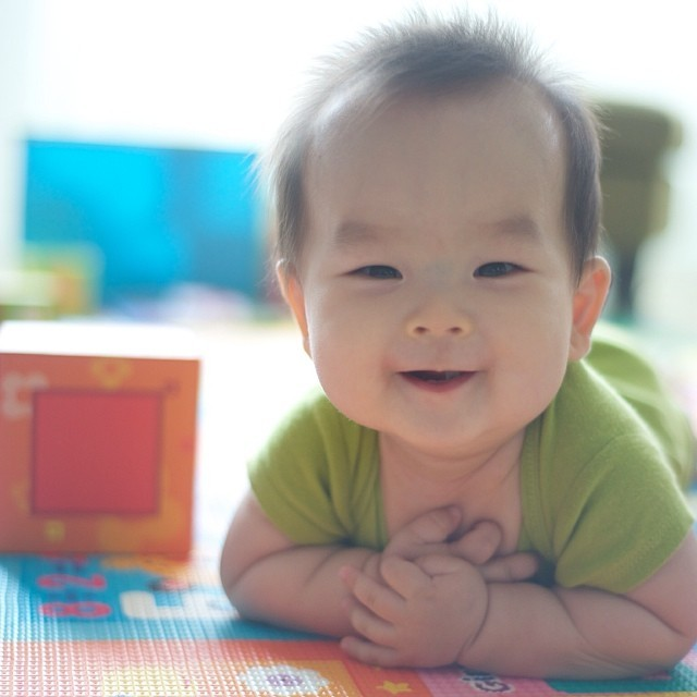 Combi Smiley Baby Winner 1
