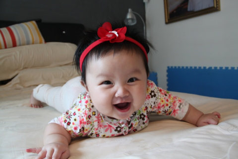 Combi Smiley Baby Winner 2