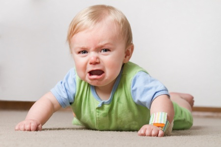 Dealing with Toddler Temper Tantrums