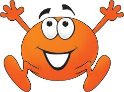 Redoxon mascot RoxCee
