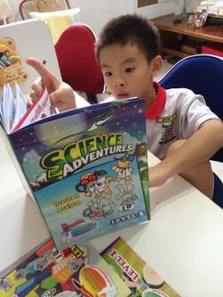 Science magazine for children