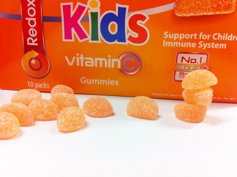redoxon gummy for kids