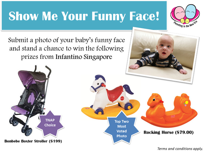 show me your funny face photo contest