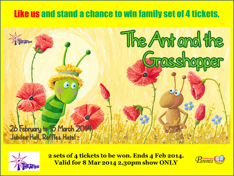 the ant and the grasshopper contest FB