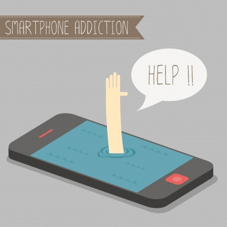 Are you addicted to your smartphone