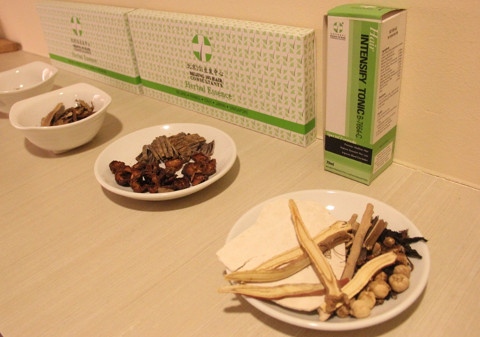 Chinese Herbs for Hair Loss