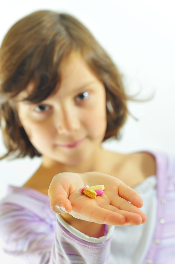 Do Children Need To Take Multi-Vitamin Supplements