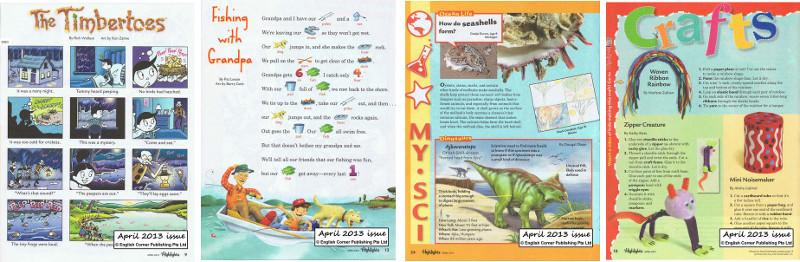 Highlights Children Magazine