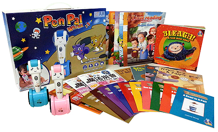 Pen Pal Whizz Flexi Bundle
