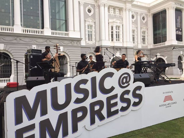 music at empress