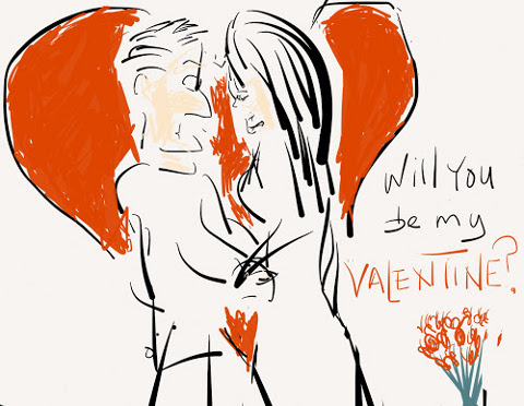 will you be my valentine by wacky duo