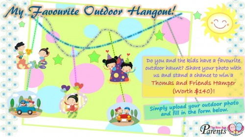 My Favourite Hangout contest 2014
