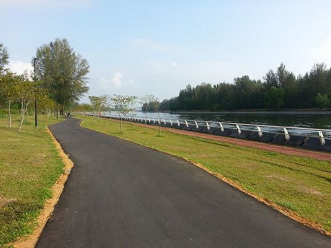 Nice Parks in Singapore - Punggol Point Park