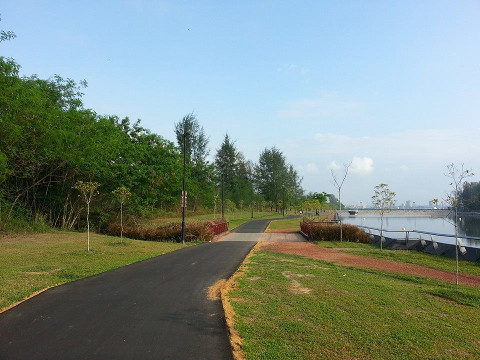 Punggol Point Park Singapore