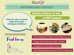 Mother's Day Contest: Stand A Chance To Win A $100 Hamper!