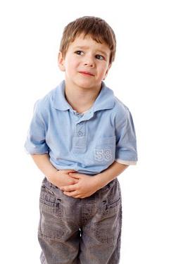 stomachache in children