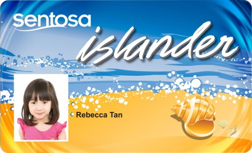 Sentosa Islander Card