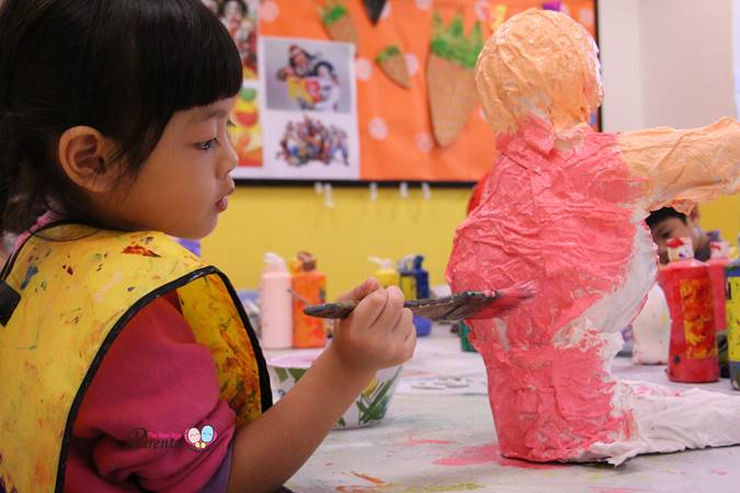 why children should go for art class