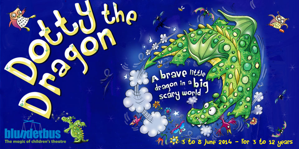 I Theatre Ace Festival Dotty The Dragon