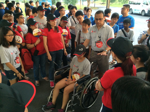 Mind Stretcher and The Handicaps Welfare Association