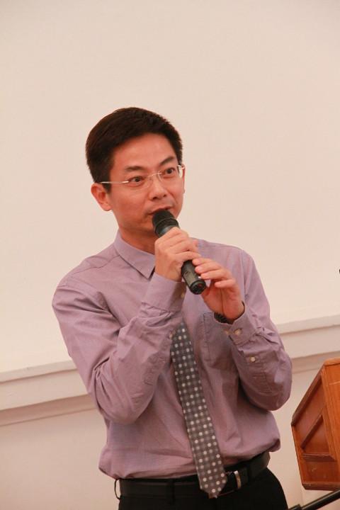 Mr Sim Joo Sing, Blossom Discovery Centre