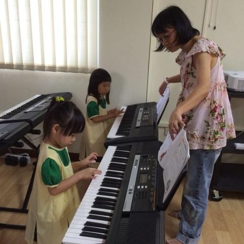 NAFA Arts Kindergarten Music Class