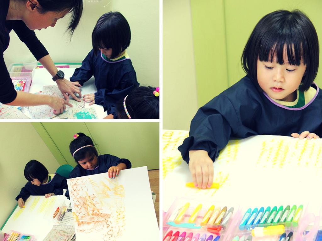 NAFA Arts Kindergaten @ Derbyshire Art Classes